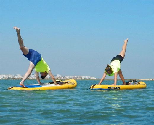 SUP Yoga 4