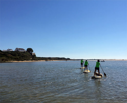 Tavira SUP Stand Up Paddle