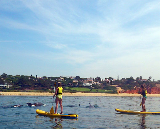 Vale do Lobo SUP Paddle