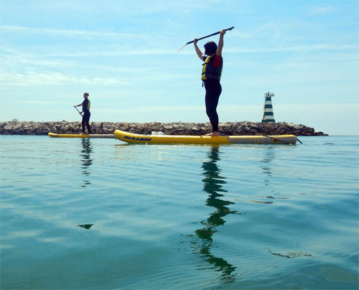 Vilamoura SUP Stand Up Paddle