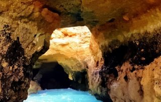 Natural Arch, Algarve