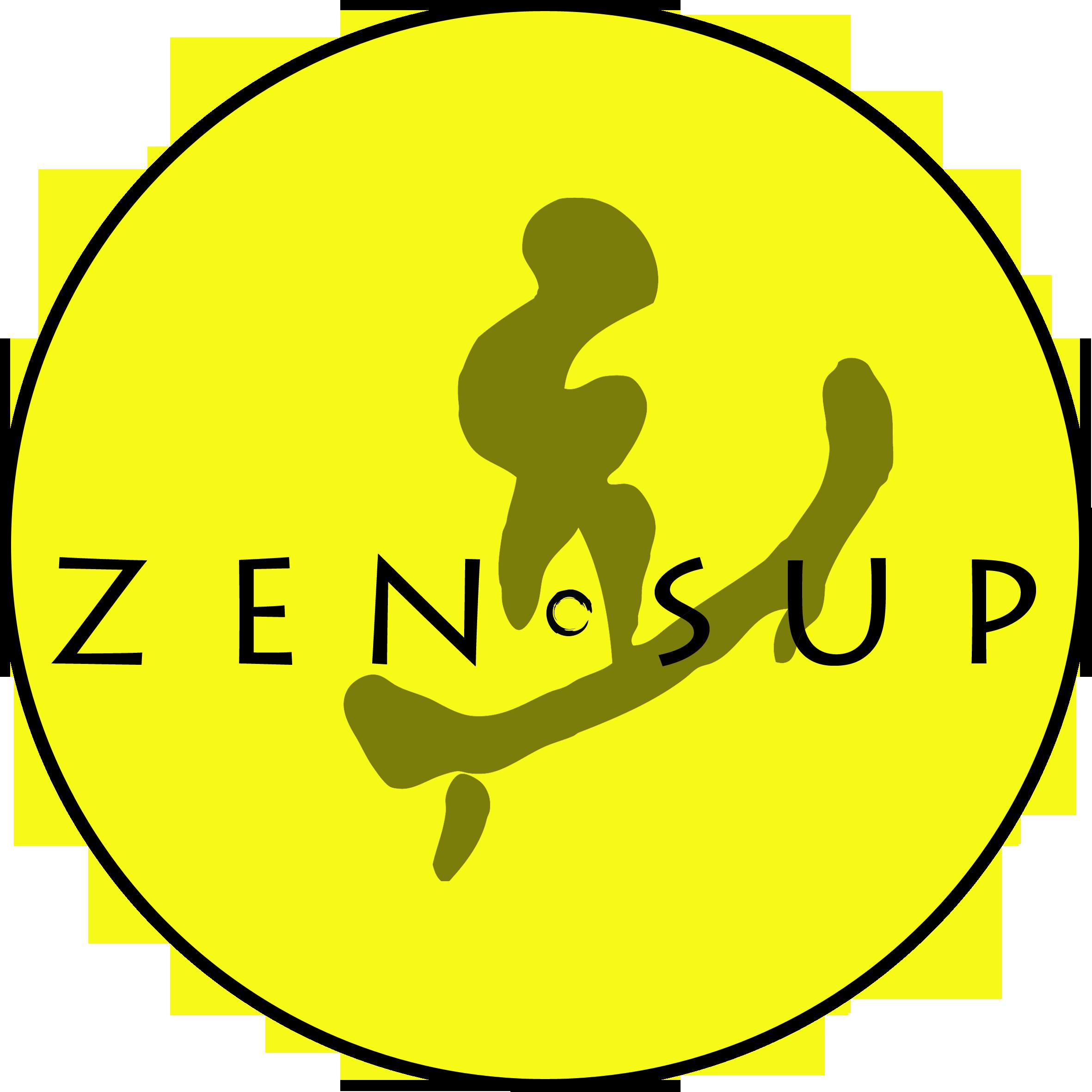 ZEN SUP Algarve Logo